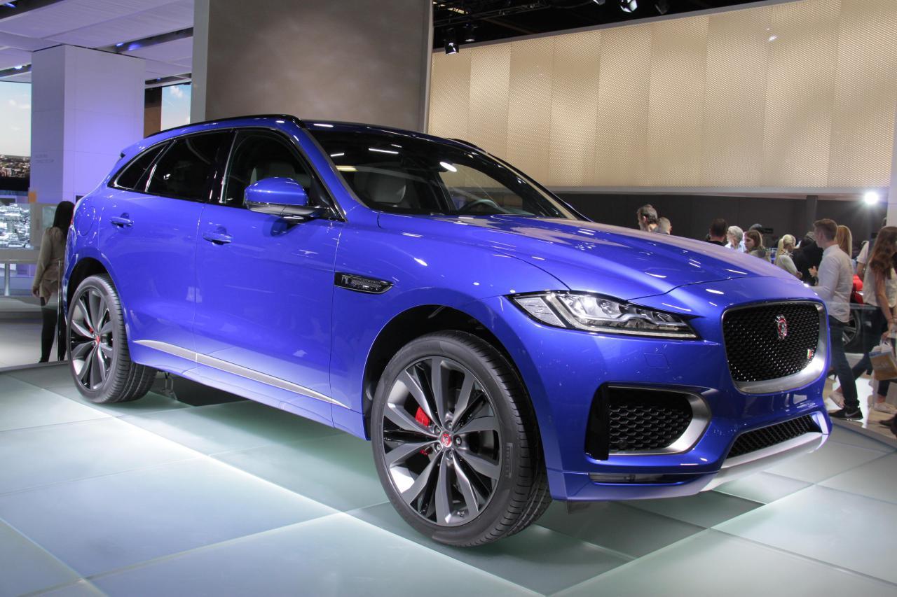 Jaguar F-Pace (jaguar f pace)